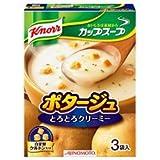 味の素 クノール カップポタージュ3食入箱