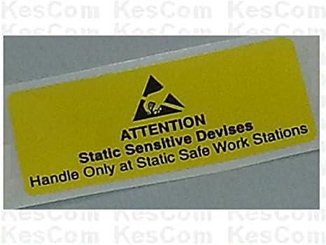10x Antistatik Beutel ESD Abschirmbeutel 110 x 150mm ideal für HDD und Platinen