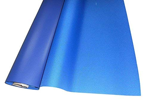 (Royal Blue 600x300 Denier Pvc-coated Polyester Fabric By the Yard)