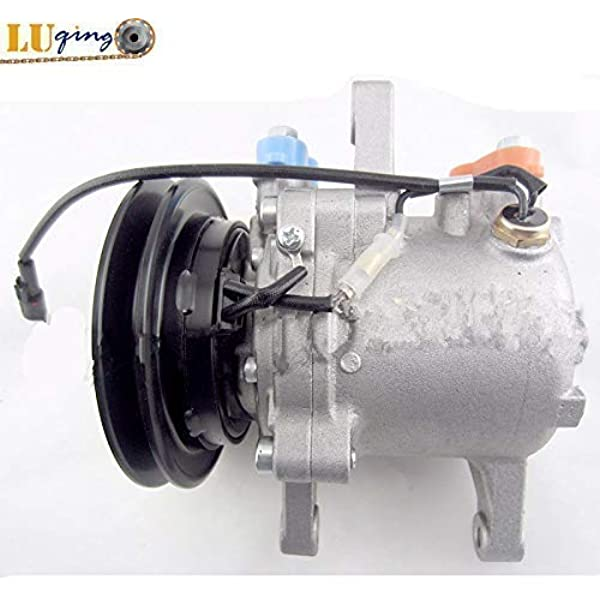 zt truck parts AC Compressor SV07E 3C581-50060 3C581-97590 Kubota M108S M5040 M6040 M7040 M8540