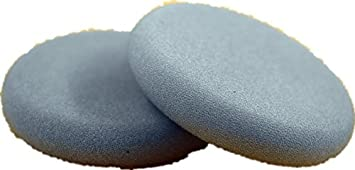 Grey HX50 PX200 ATH-FW33 PMX100 Replacement Ear Pad Cushion Earpads for Sennheiser PX100 PC35 Headphones ATH-ES3 PMC150 PX100-II PMC200 PMC250 PC130 PX80 PMX200 PXC200 PXC150