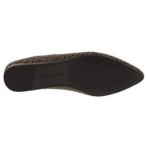 Frauen Schuhe Suede Sophia Leather Eyelash Flache Leopard r6Ow6xq0U
