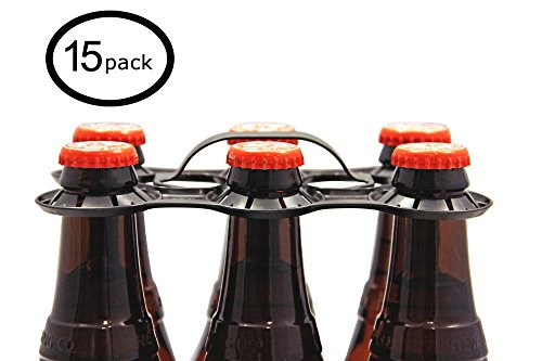 Plastic Beer Bottle Carrier Pack product image