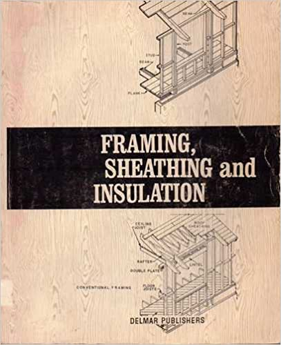 Book Framing, Sheathing, and Insulation