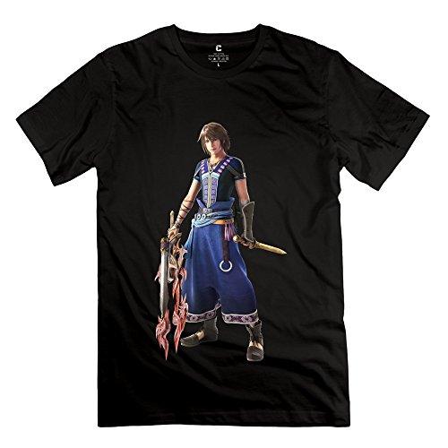 PTYS Men's T Shirt Dota2 Hero Size XXL Black