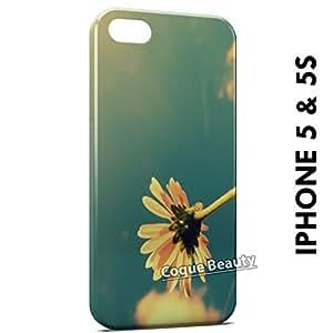 Carcasa Funda iPhone 5/5S Flowers 5 Protectora Case Cover