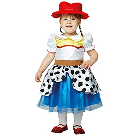 7b5860b060dc1 amscan X dcjes12 Niños de Disfraces Jessie Premium