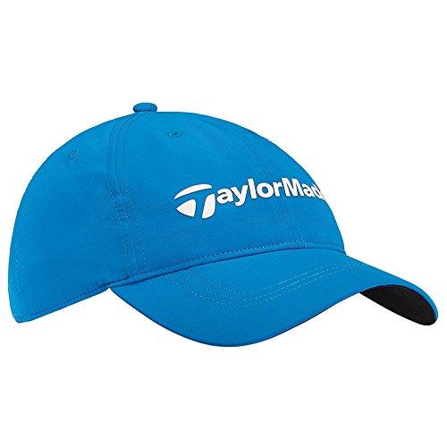 テーラーメイドパフォーマンスLite重量Relaxed調節可能な帽子 – ブルー