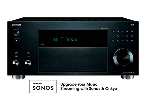 - Onkyo TX-RZ1100 THX-Certified 9.2 Channel Network A/V Receiver