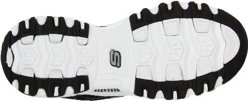 Skechers Sport Women's D'Lites Original Non-Memory Foam Lace-Up Sneaker