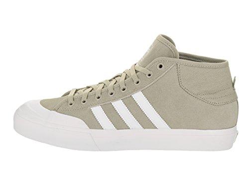 adidas Originals Herren Matchcour Mid Fashion Sneaker Sesam / Weiß / Sesam