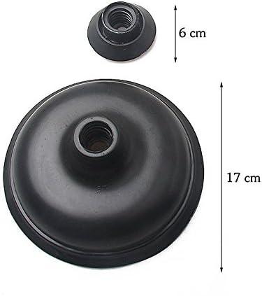 Dasuke haute pression /à la main Puissance baignoires douches Drain Buster WC Plug Lavabo Piston Pompe /à air Outil pour aspirateur