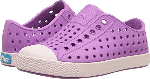 Native Kids Jefferson Child Water Proof Shoes, Peace Purple/Milk Pink, 9 Medium US Toddler