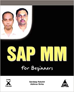 Book SAP MM for Beginners