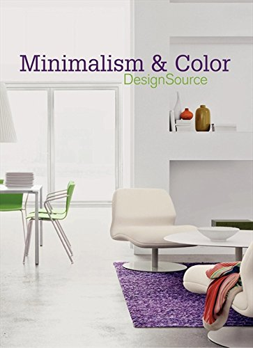 Minimalism and Color DesignSource PDF