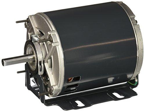 Marathon B300 Belt Drive Blower Motor, Single/Split Phase, Protection - None, 1/6 hp, 1725 rpm, 115V, 3.6 amp (Single Phase Belt Drive Blower)