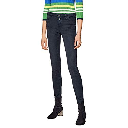 Femme Bleu Fonc Esprit Pantalon Esprit Pantalon q7p11