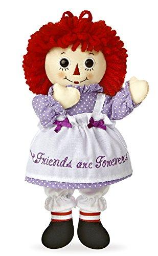 Aurora World Raggedy Ann Friends are Forever Doll, 10