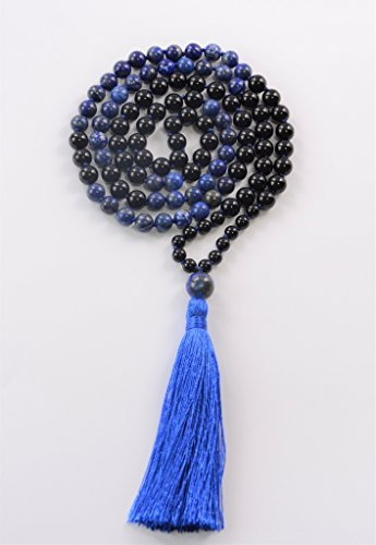 Shinus OKIKO Gemstone 108 Mala