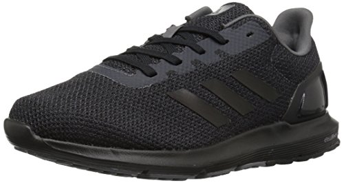 adidas Men's Cosmic 2 Sl m Running Shoe, Black/Black/Grey Five, 14...