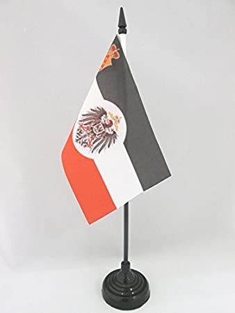 AZ FLAG Bandera de Mesa del Territorio Imperial DE ALSACIA Y Lorena 15x10cm - BANDERINA de DESPACHO REICHSLAND ELSAß-LOTHRINGEN 10 x 15 cm