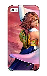 Tpu Iphone Shockproof Scratcheproof Final Fantasy Hard Case Cover For Iphone 5c