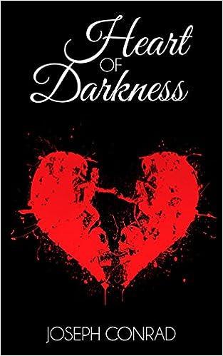 Heart Of Darkness Kindle Edition By Joseph Conrad Literature