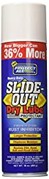 Protect All 40003 Slide-Out Dry Lube Protectant - 16 oz.