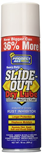 Protect All Slide-Out Dry Lube Protectant - 16 oz 40003