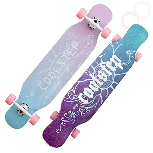 BeTyd Cool Skateboard Durable 1pc 2019 New 107 23cm Long Board 70 51mm 78A Wheel Dancing Board-D