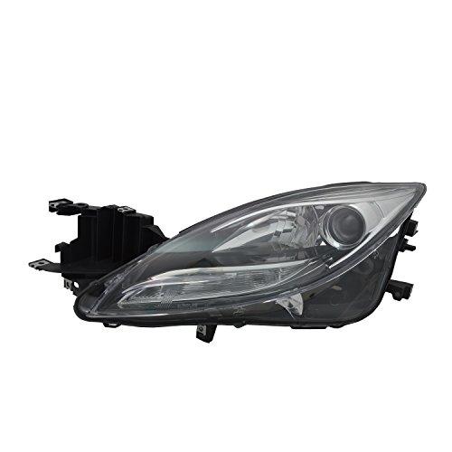 TYC 20-9236-01-9 Mazda 6 Left Replacement Head Lamp