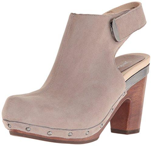 Suede Platform Pump Shoes - 1