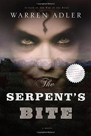 book cover of The Serpent\'s Bite