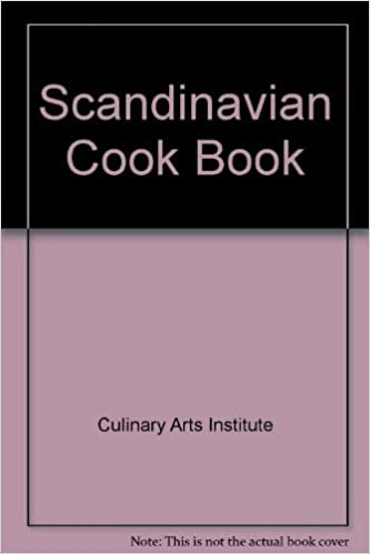 Scandinavian Cook Book