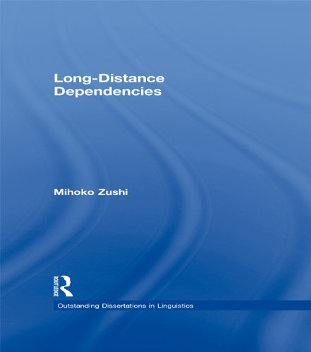 Download Long-Distance Dependencies (Outstanding Dissertations in Linguistics) Pdf