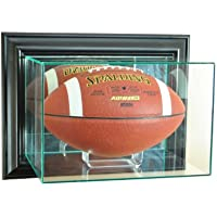 Perfect Cases NFL Wall Mounted Football Glass Display Case