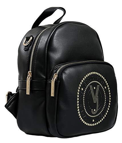 Versace EE1VSBBR7 E899 Black Backpack for Womens