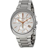 Rado D Star Chronograph Ivory Dial Stainless Steel Watch