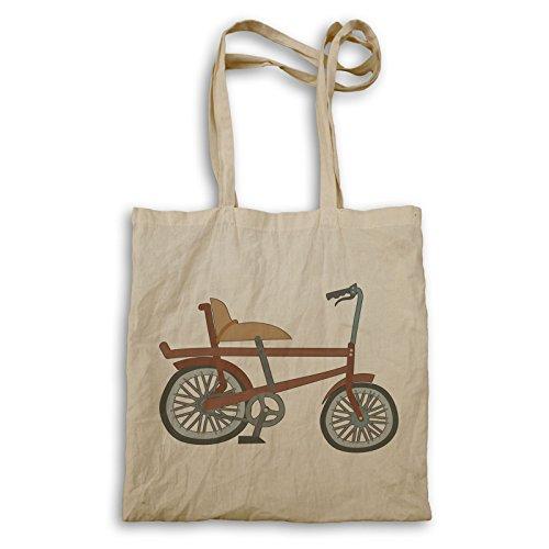 Klassisches Fahrrad Der Weinlese Tragetasche q830r