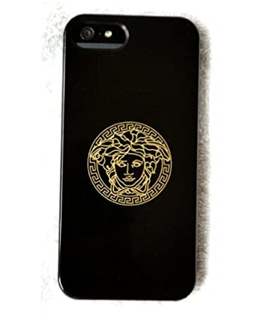 factory price 13c2b 215ed VERSACE iPhone 5 case: Amazon.ca: Cell Phones & Accessories