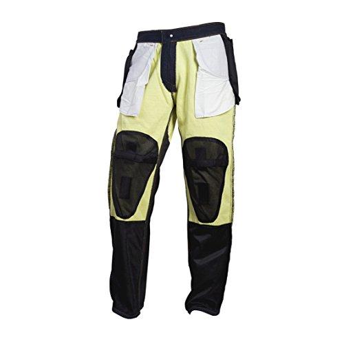 ScorpionExo Covert Jeans Mens Reinforced Motorcycle Pants Blue, Size 32