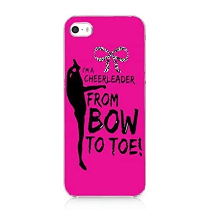 Amazon.com: Iphone Case- Bow to Toe- On Case for iphone 4s ...