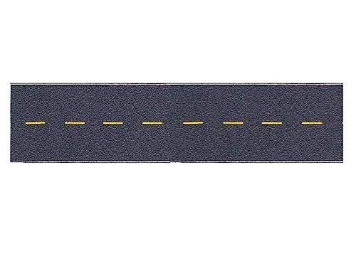 Ho Scale Roadway - Walthers HO Scale Flexible Self-Adhesive Paved Roadway Highway (Yellow Lines)