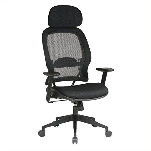 osp55403-space-air-grid-series-high-back-chair-w-headrest