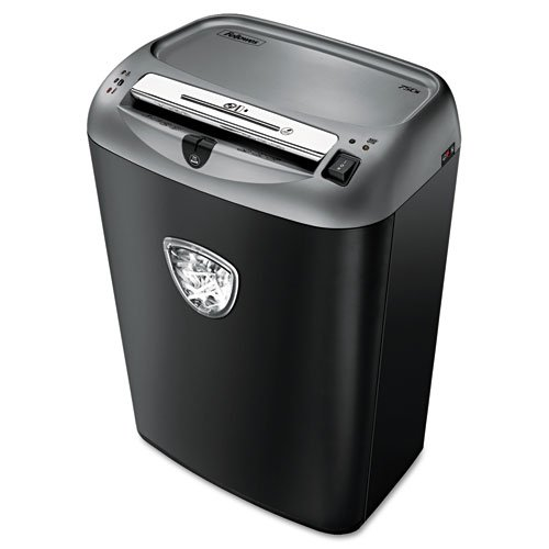 FEL4675701 - Fellowes Powershred 75Cs Medium-Duty Cross-Cut Shredder by Fellowes