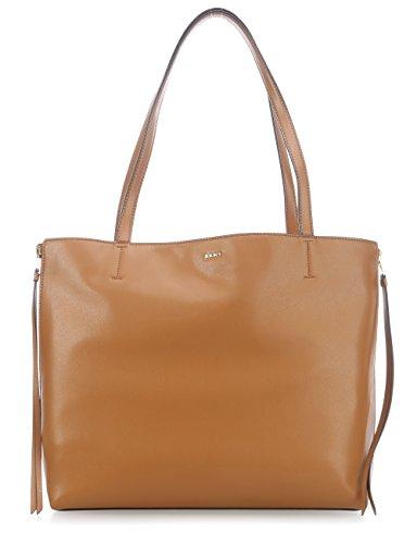 Mey Shopping Marrón Dkny Reversible Bolso AFxAH4