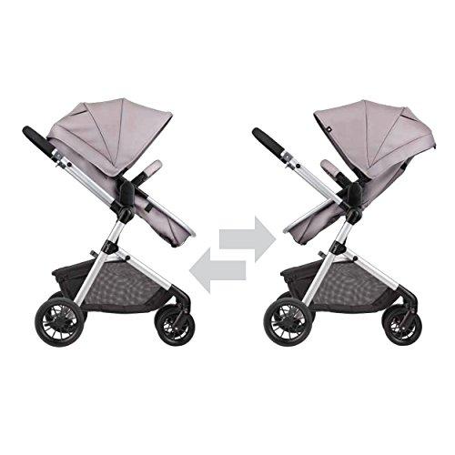 Evenflo Pivot Modular Travel System Sandstone Stroddler Best Baby