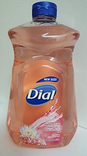 (DIAL HIMALAYAN PINK SALT & WATER LILY 52 OZ. REFILL)