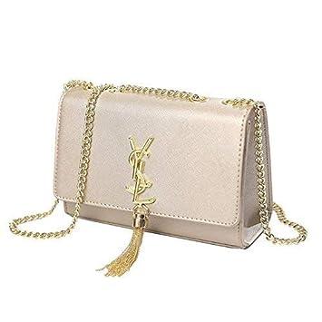 2019 Fashion Women Mini Career OL Chain Sequins Handbag Tassel Shoulder Bag  Crossbody Bag Evening Bag 5d0c61532ac57