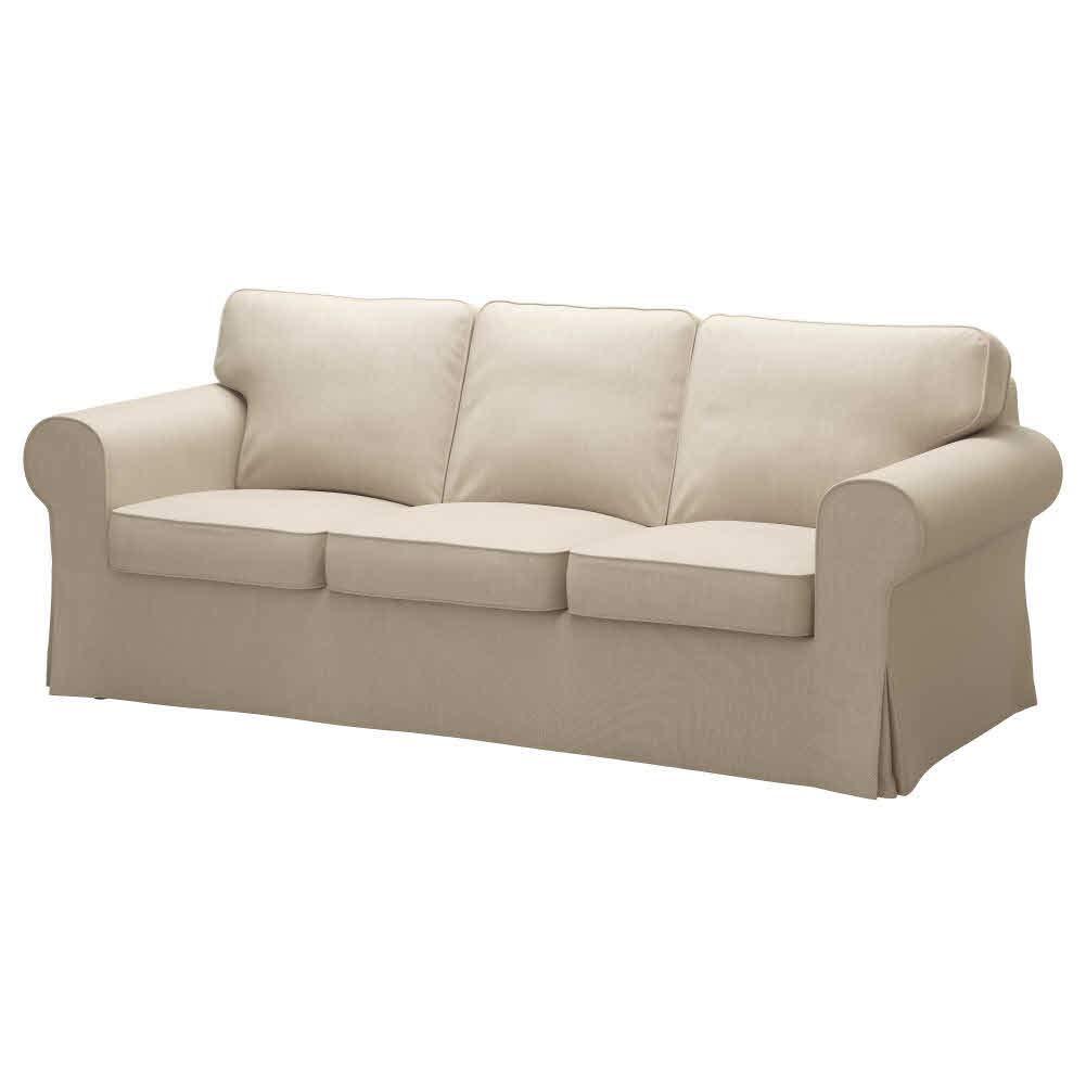 IKEA ASIA EKTORP - Funda para sofá de Tres plazas, Color ...